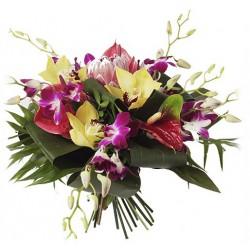 fleurs exotiques achat de bouquets de fleurs et plantes exotiques en ligne. Black Bedroom Furniture Sets. Home Design Ideas
